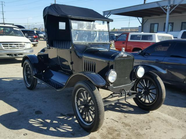 Auto Auction Ended On Vin 7608219 1923 Ford Model T In Ca Los Angeles