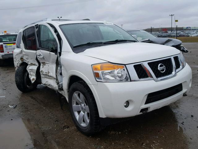 Auto Auction Ended On Vin 5n1aa0ncxan621864 2010 Nissan Armada Se