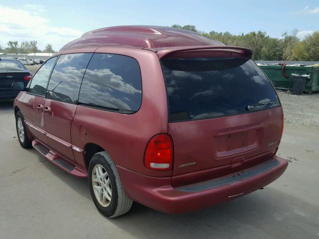 1999 DODGE GRAND CARA 3.3L
