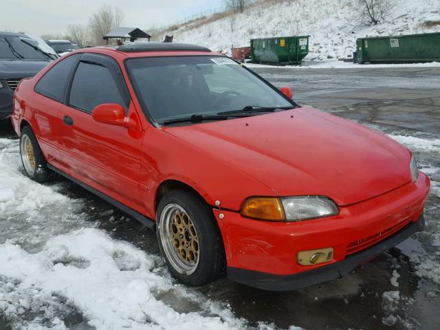 1995 honda civic ex coupe motor