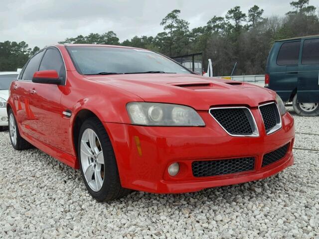 2008 Pontiac G8 Gt For Sale Tx Houston Wed Apr 25