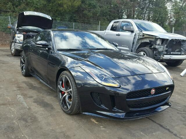 2015 JAGUAR F-TYPE R 5.0L