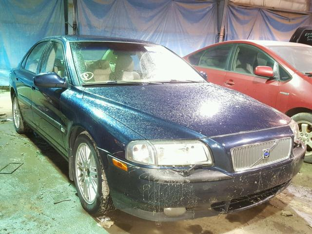 Auto Auction Ended On Vin Yv1ts90d311188291 2001 Volvo S80 T6 In In