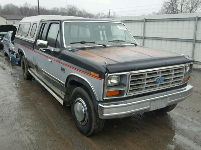 1985 FORD F250 7.5L