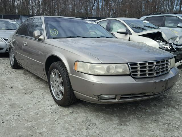 Auto Auction Ended On Vin 1g6ky54941u199851 2001 Cadillac Seville