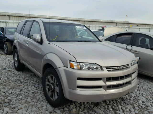 2002 ISUZU AXIOM XS 3.5L