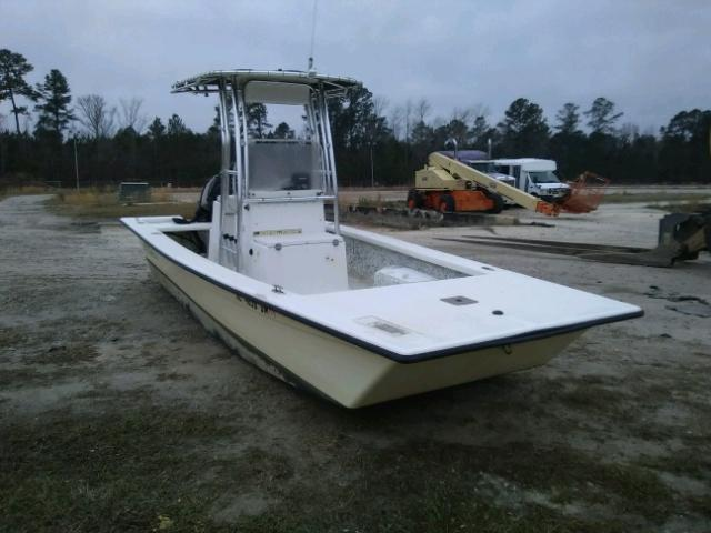 Salvage 2008 Ridd BAY RUNNER for sale