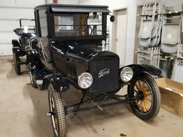 Auto Auction Ended On Vin 10865896 1924 Ford Model T In Ct Hartford