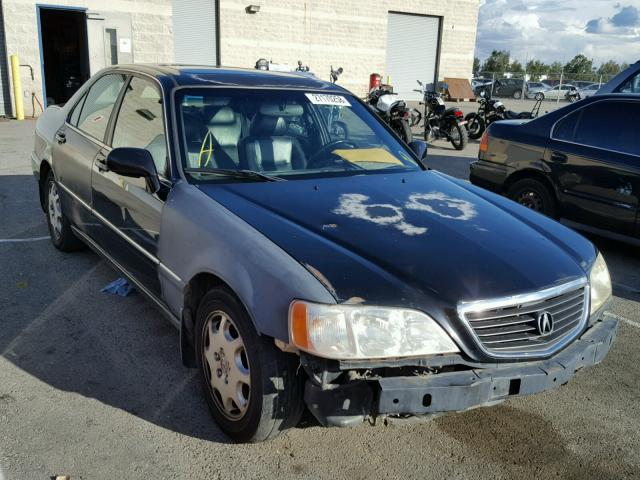ACURA RL For Sale CA RANCHO CUCAMONGA Salvage Cars - 2000 acura rl for sale