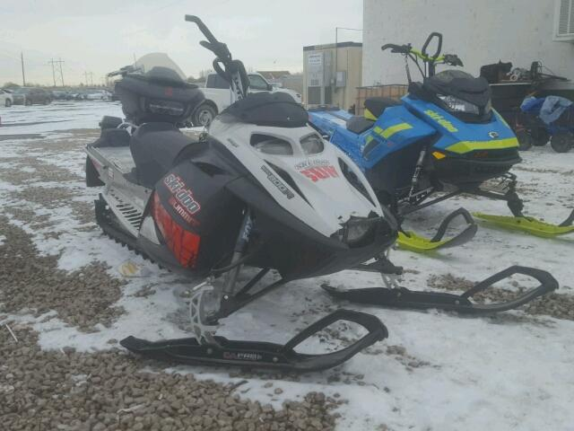 Salvage 2007 Bombardier SUMMIT 800 for sale