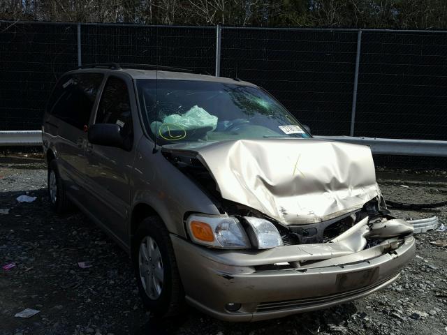 Auto Auction Ended On Vin 1ghdx23e52d320601 2002 Oldsmobile
