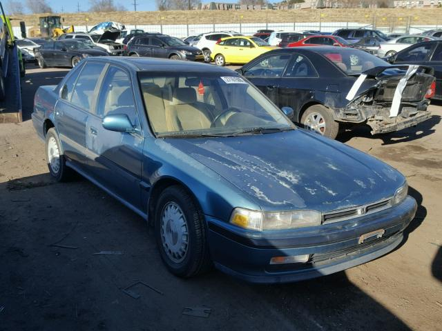Auto Auction Ended On Vin Jhmcb756xlc124761 1990 Honda Accord Ex In
