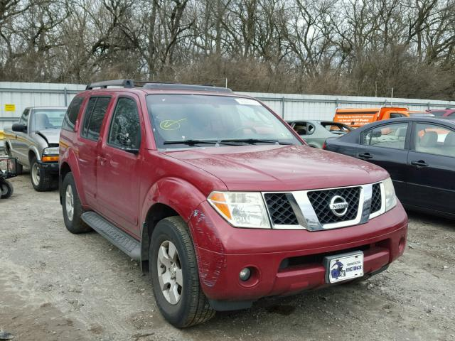 2007 nissan pathfinder le for sale nj glassboro east. Black Bedroom Furniture Sets. Home Design Ideas
