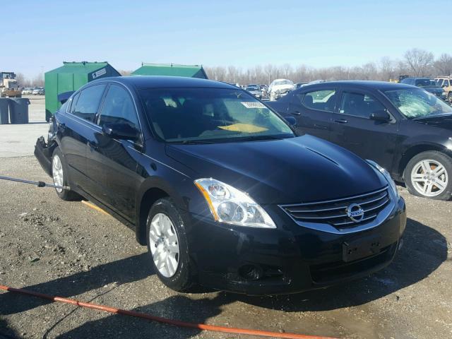 1n4al2ap7cc184476 2012 Black Nissan Altima Bas On Sale In Il