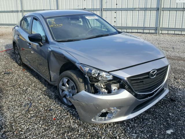 2015 Mazda3 I Sv >> Auto Auction Ended On Vin Jm1bm1t77f1247255 2015 Mazda 3 Sv