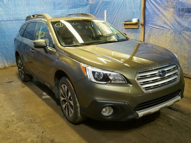 2017 Subaru Outback 3 6l
