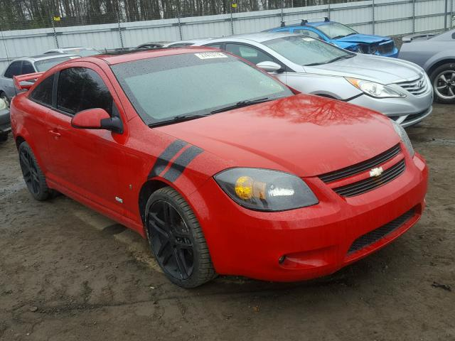 Auto Auction Ended On Vin 1g1ap18x787335405 2008 Chevrolet Cobalt Ss In Sc Greer
