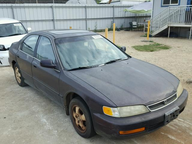 1997 HONDA ACCORD SE 2.2L