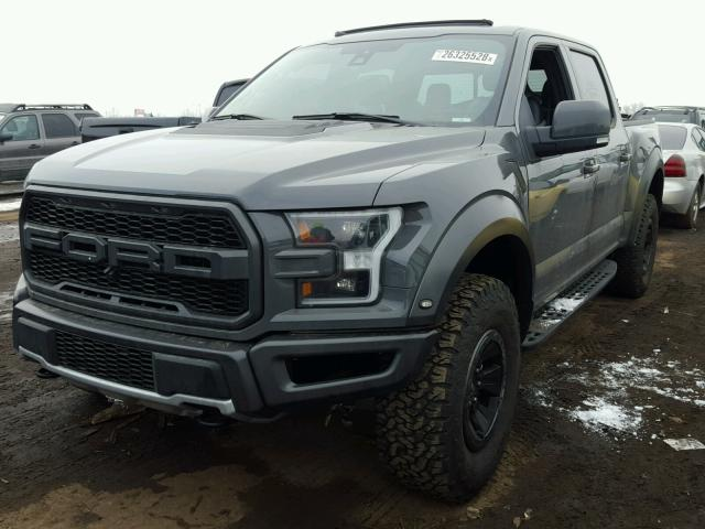 2018 Ford F150 Raptor Photos Co Denver Salvage Car