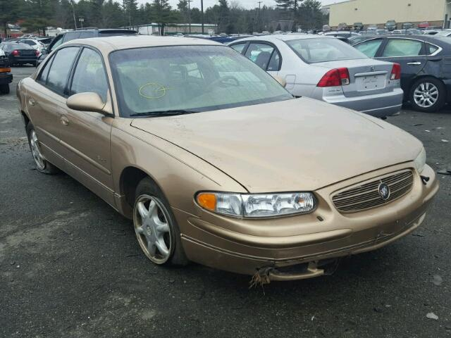 2g4wb55k411294094 2001 gold buick regal ls on sale in ri exeter 2g4wb55k411294094 2001 buick regal ls 38l left view publicscrutiny Choice Image