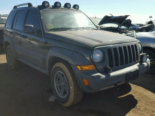 2006 JEEP LIBERTY RE 3.7L