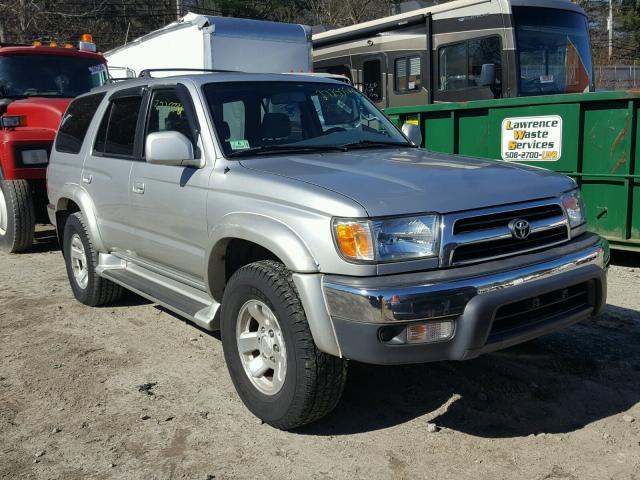 2000 TOYOTA 4RUNNER SR 3.4L