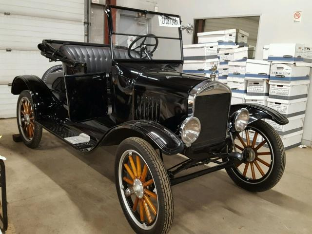 Auto Auction Ended On Vin 10575879 1925 Ford Model T In Ct Hartford