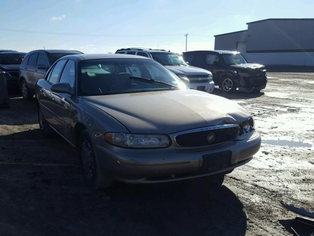 Auto Auction Ended On Vin 2g4ws52jx21276969 2002 Buick Century Cu In Ny Rochester