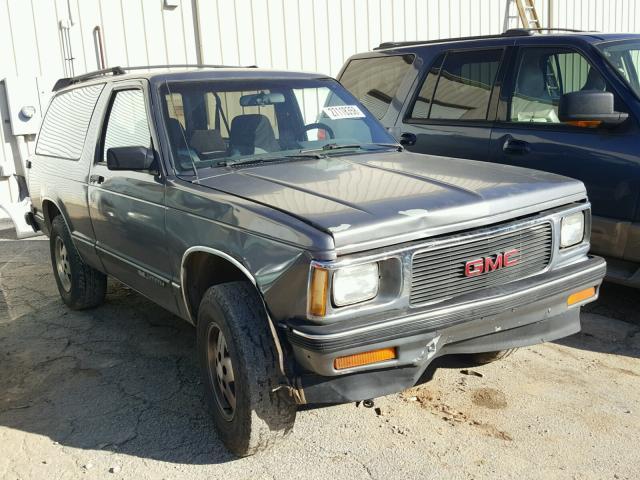 1992 GMC S15 JIMMY For Sale | GA - ATLANTA NORTH - Salvage
