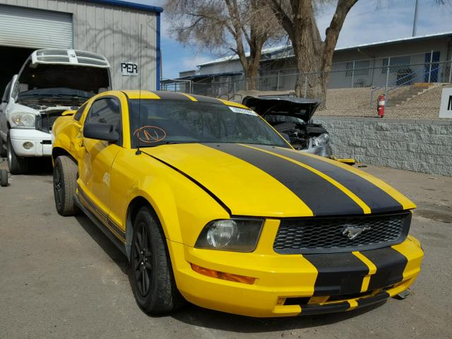 2006 Ford Mustang 4 0l