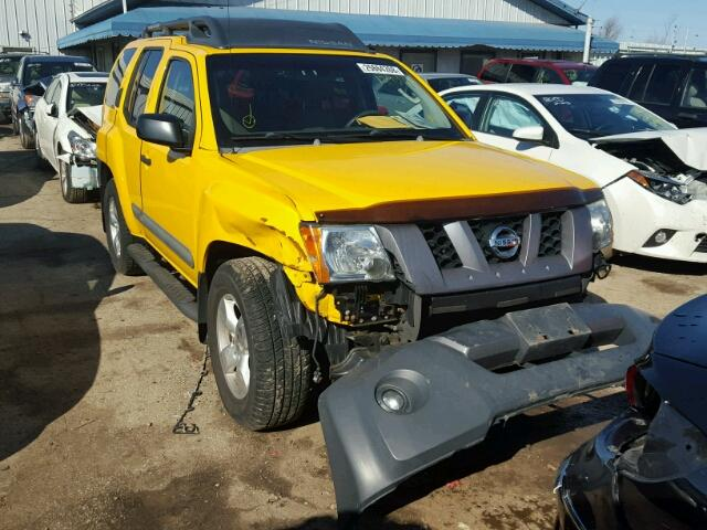 2005 nissan xterra off road for sale il peoria. Black Bedroom Furniture Sets. Home Design Ideas