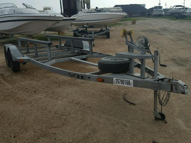 Salvage 2002 Boat TRAILER for sale
