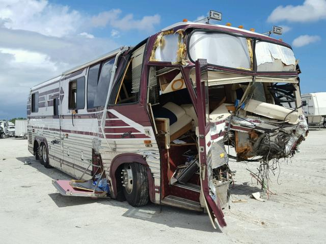 click here to view 1986 PREVOST BUS at IBIDSAFELY