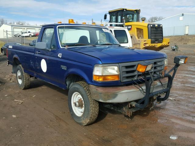 1996 FORD F250 5.8L
