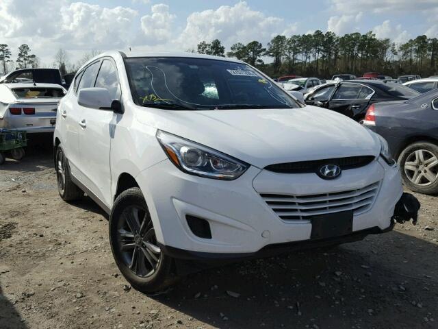 Tucson Car Auction >> Auto Auction Ended On Vin Km8jt3af9fu025220 2015 Hyundai
