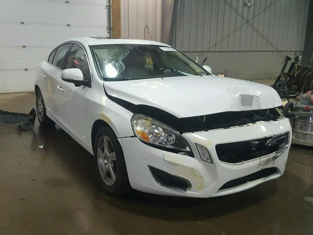 Yv1622fs4c2046717 2012 Volvo S60 T5 In Pa Pittsburgh South