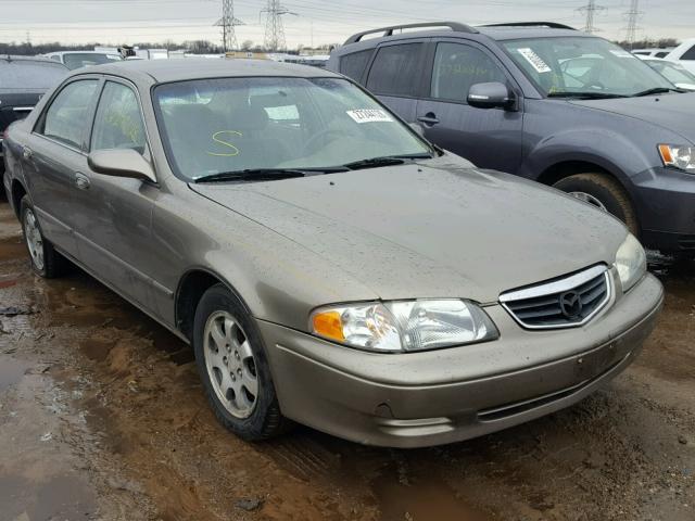 2002 MAZDA 626 LX 2.0L