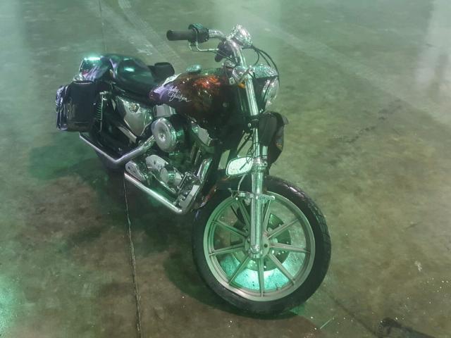 1992 HARLEY DAVIDSON XLH883 For Sale