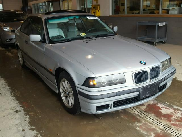 1997 BMW 328 IS AUT 2.8L