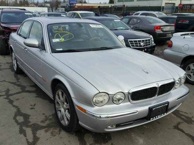 auto auction ended on vin: sajwa71c94sg33670 2004 jaguar xj8 in il