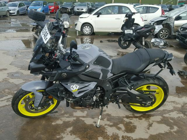 2016 YAMAHA MT-10 MTN1 for sale at Copart UK - Salvage Car