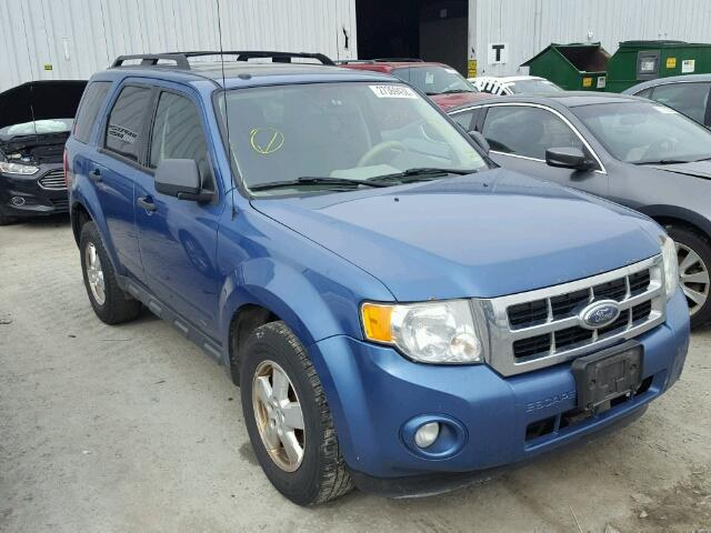 2009 FORD ESCAPE XLT 3.0L