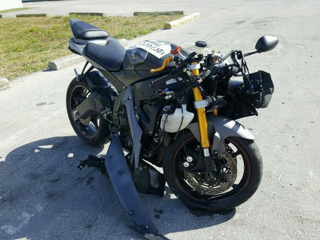 Auto Auction Ended on VIN: JYARJ16E69A013156 2009 Yamaha R6 in FL