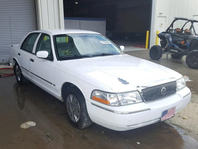 2005 MERCURY GRAND MARQ 4.6L