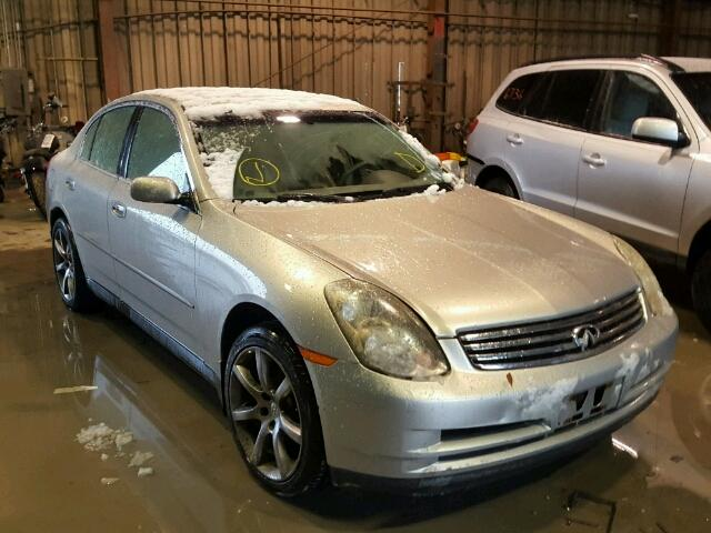 2004 INFINITI G35 3.5L