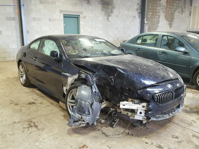 2015 BMW 650 XI 4.4L