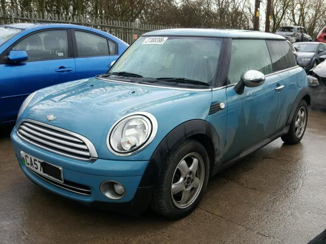 2008 Mini One For Sale At Copart Uk Salvage Car Auctions