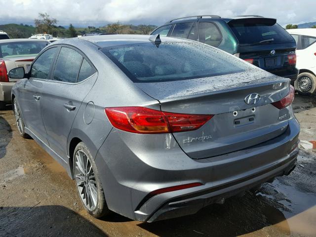 2017 Hyundai Elantra Sport Photos Salvage Car Auction Copart Usa