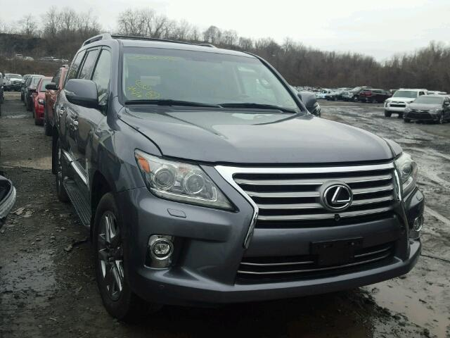 2014 lexus lx 570 for sale ny newburgh salvage cars copart usa. Black Bedroom Furniture Sets. Home Design Ideas