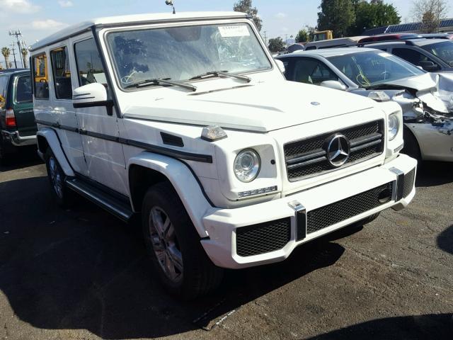 2009 MERCEDES-BENZ G 550
